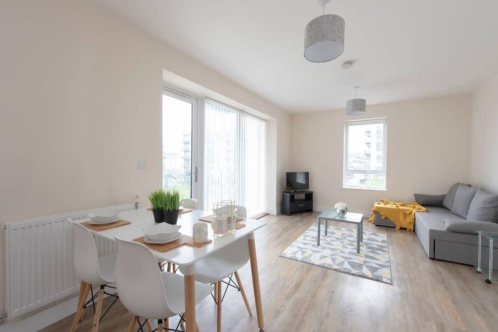 Apartmán typu Royal - Stravovanie v izbe