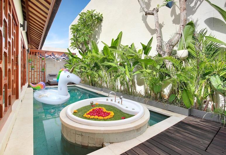 Asvara Villa Ubud, Ubud, Pool
