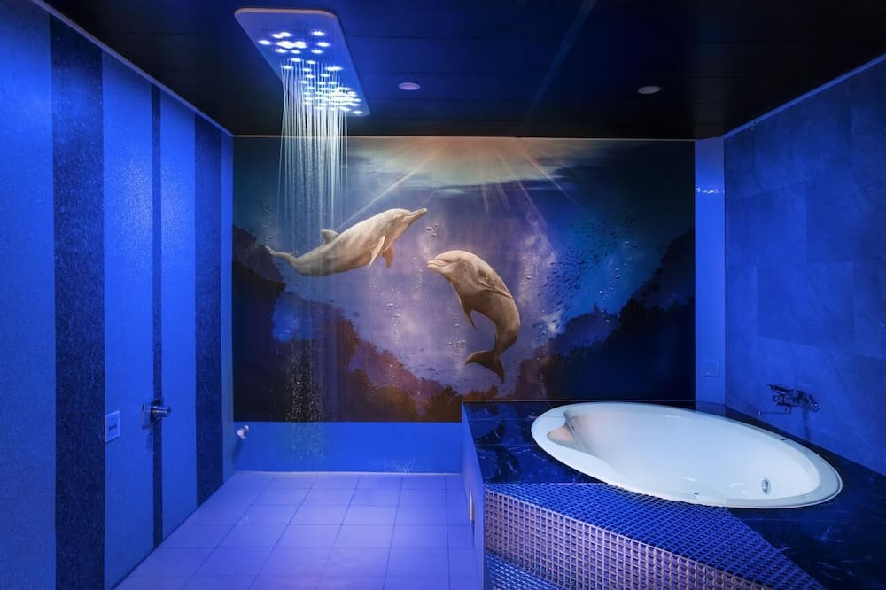 Executive Tek Büyük Yataklı Oda - Banyo