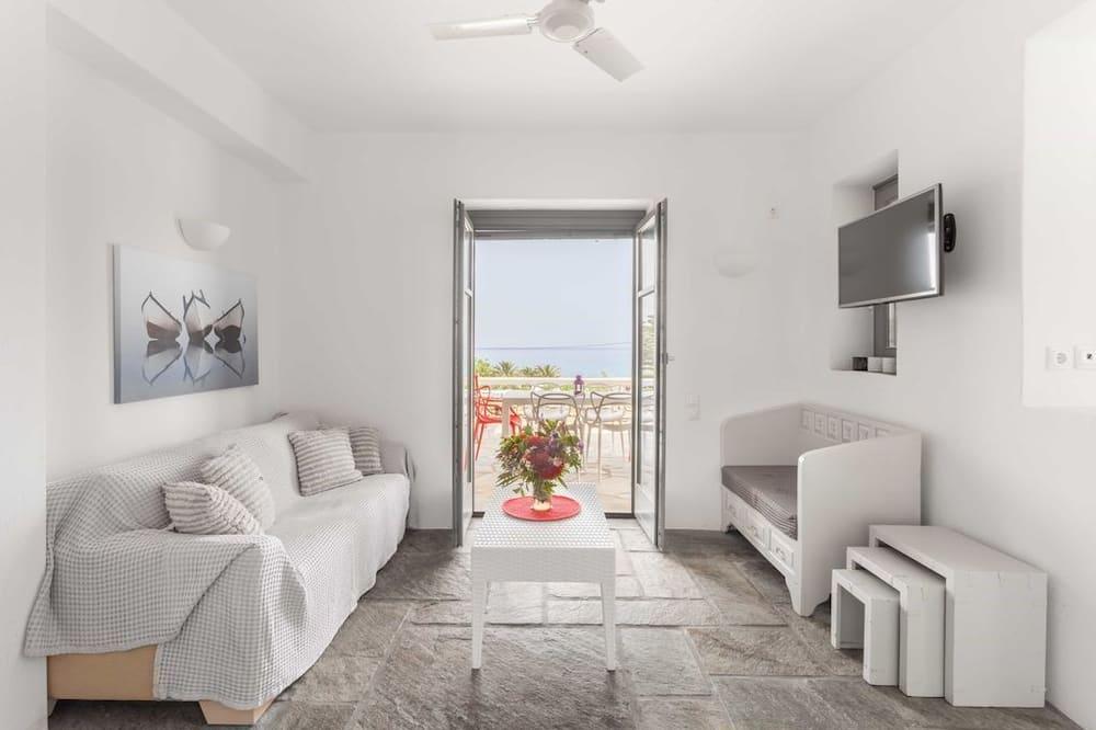 Villa, 2 chambres - Salle de séjour