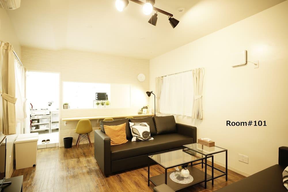 Apartment (101&201) - Bilik Rehat