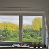 Comfort Apartment, 2 Bedrooms, Mountain View (Maison Mont Joie) - View from room