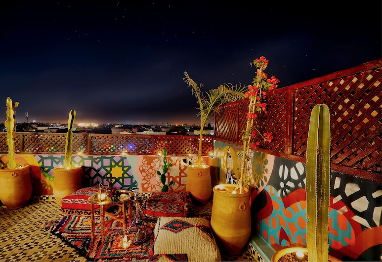 Riad Art & Emotions Boutique Hotel & Spa, Marrakech, Hotel Front