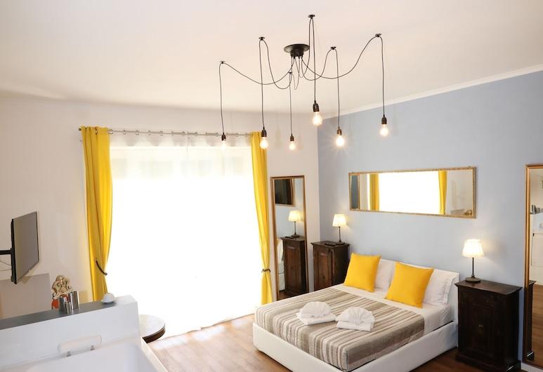 Unique Luxury Apartment and Rooms, Rom, Lyxlägenhet - 2 sovrum, Gästrum