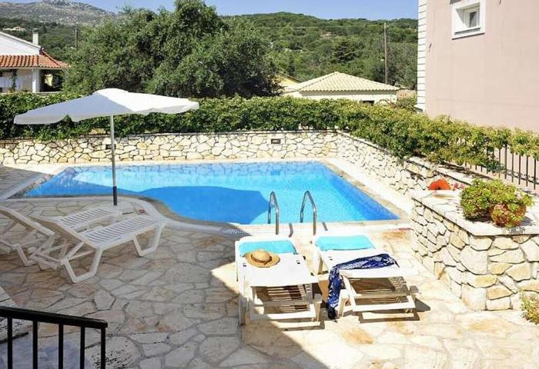 Villa Rosemary, Korfu, Interiør