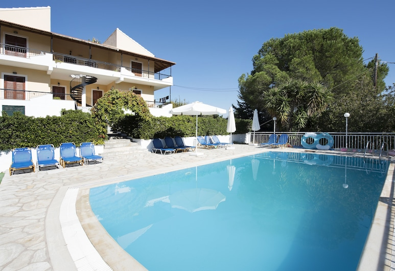 Cochelli Apartments, Corfu