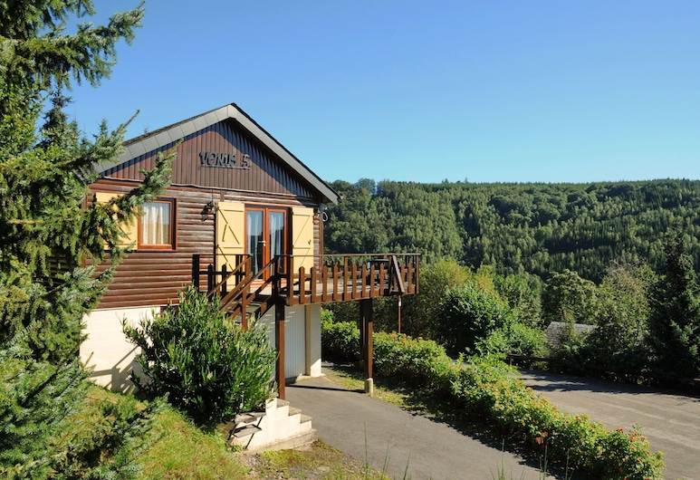 Cosy Chalet With Sauna in a Quiet Area Just Outside La Roche, La Roche-en-Ardenne