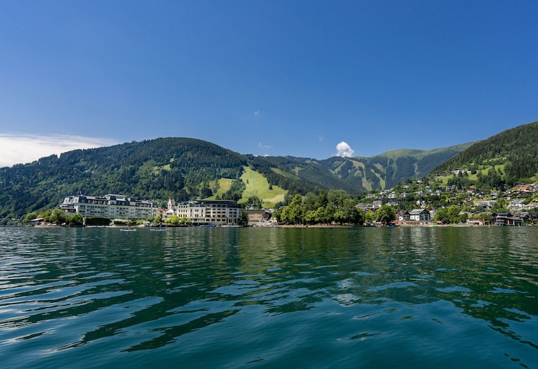 Lake View Apartment in Zell am See With Sauna, Zell am See, Außenbereich