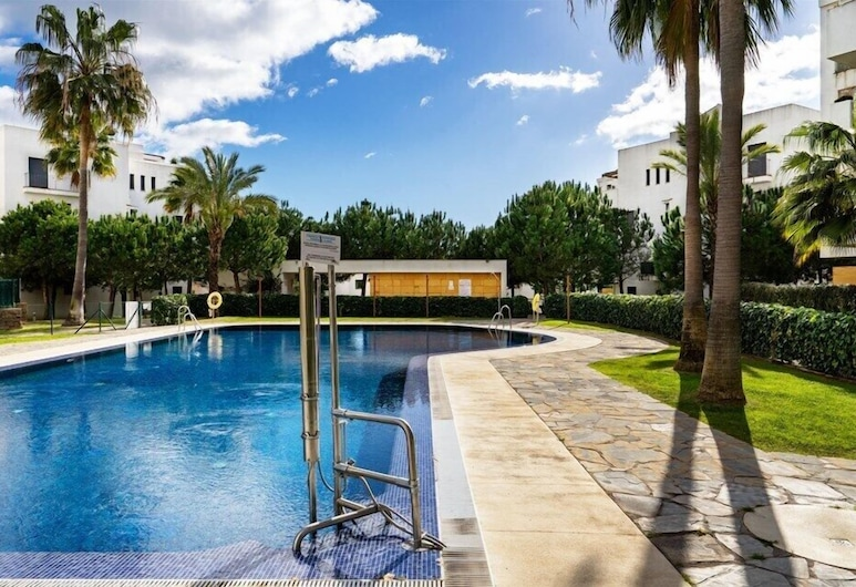 Large Terrace Apartment and near the Pool Ref 38, Mijas, Outdoor Pool