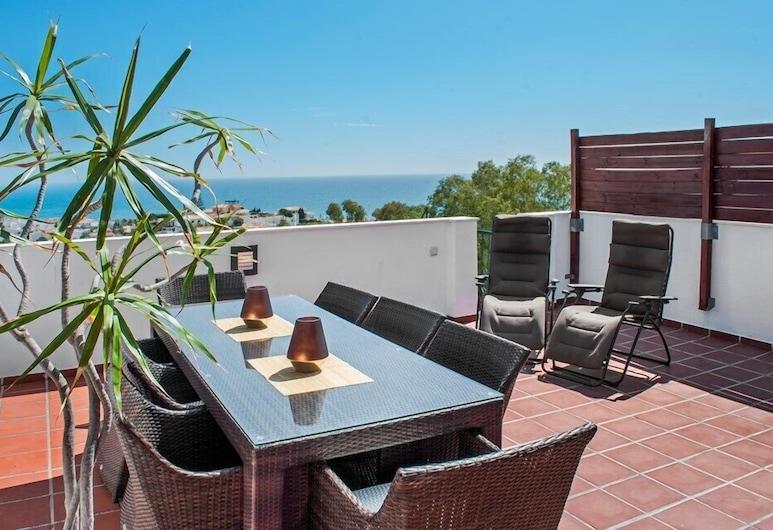 Stunning Terrace Apartment in Angel de Miraflores Ref 37, Mijas
