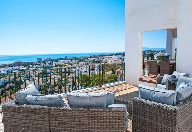Wonderful Apartment with view Ref 99, Mijas