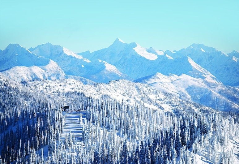 Hibernation House 225 1 Bedroom Hotel Room, Whitefish, Room, 1 Bedroom, Snow and Ski Sports