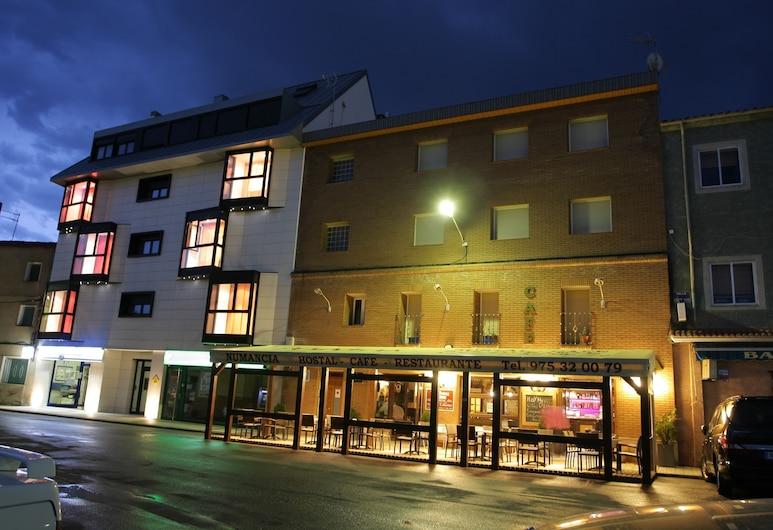 ホスタル ヌマンシア, Arcos de Jalon, ホテルのフロント - 夕方 / 夜間
