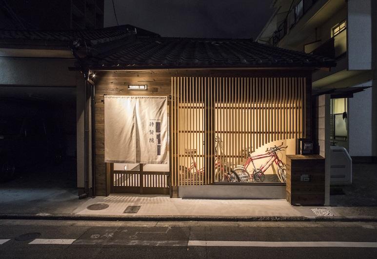 Nijojo Taiken Inn, Kyoto, Hótelframhlið - að kvöld-/næturlagi