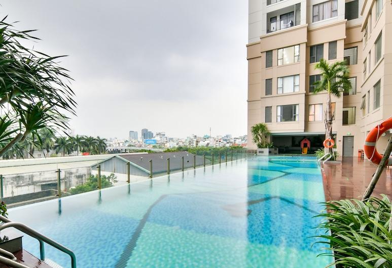 Ichiban Apartments, Bandar Raya Ho Chi Minh, Kolam Terbuka