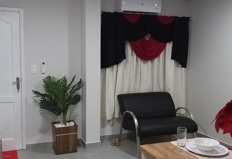 サク レジデンシャル パラグアイ, シウダー デル エステ, 内部エントランス