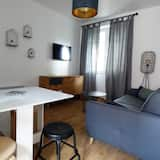 Komforta dzīvokļnumurs - Dzīvojamā zona
