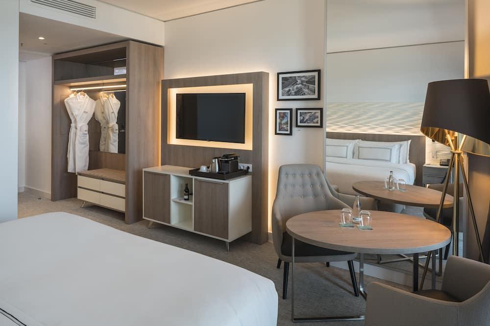 Panoramic Premium Room - منطقة المعيشة