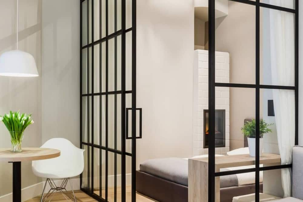 Эксклюзивные апартаменты - Обед в номере