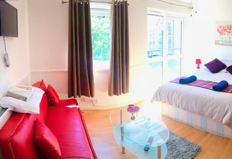 聖文森特旅館, 倫敦, 舒適雙人房, 客房