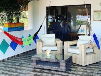 Mynd af Ibiza Beach House í Cartagena