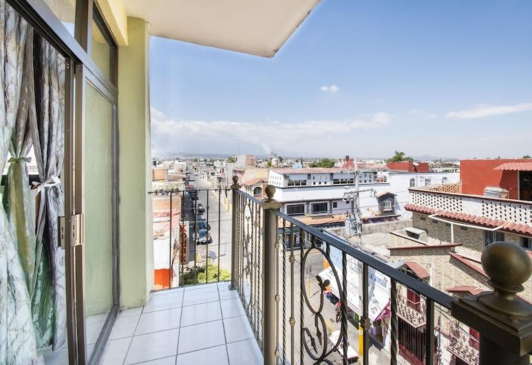 Hotel Carnaval, Huejotzingo, Balcony View