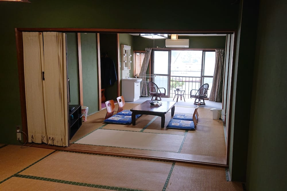 Traditional Oda (Japanese Style, 4 Guests) - Oda