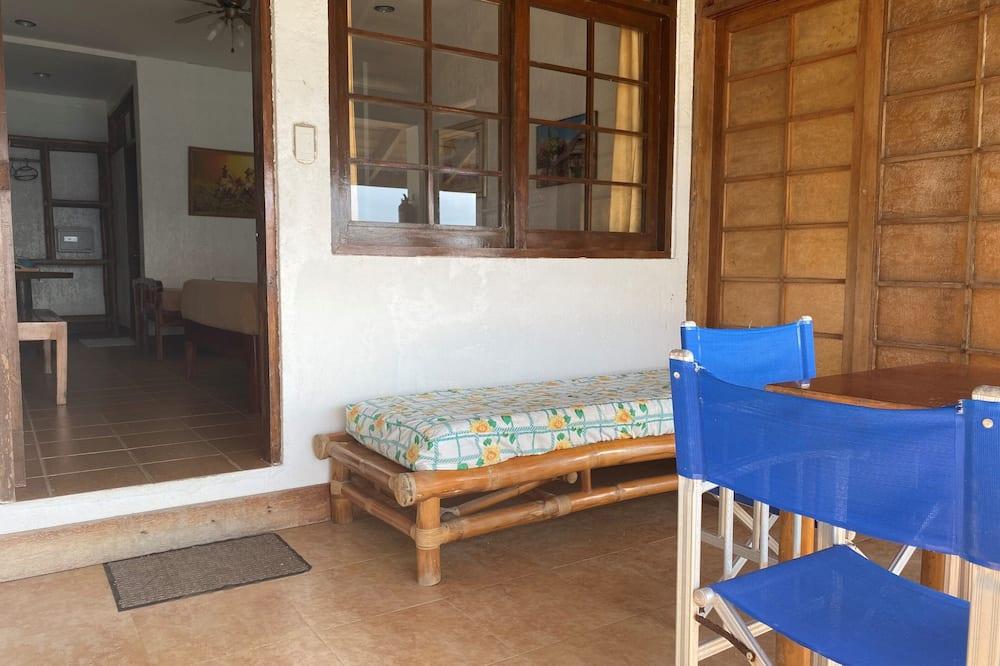 Deluxe-værelse - havudsigt (Cabana) - Altan