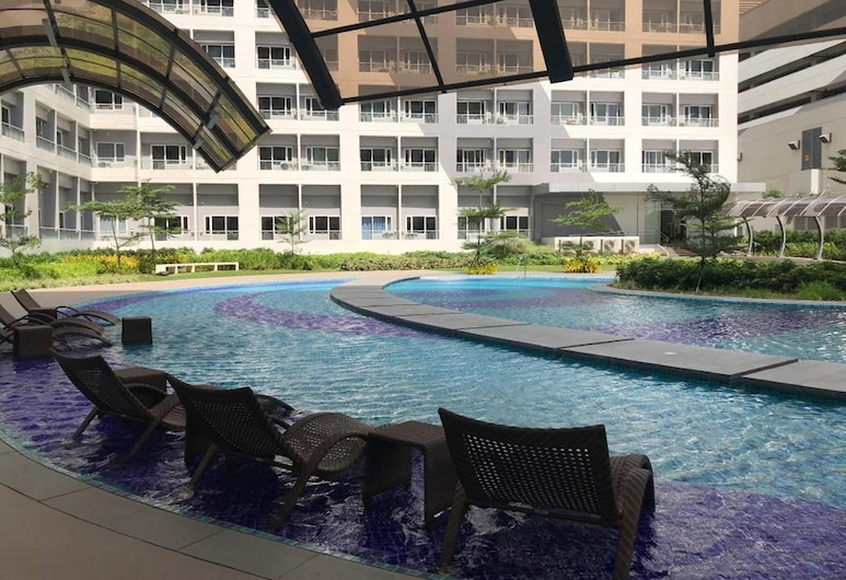 Prime Concierge at Grace Residences, Taguig, Uima-allas