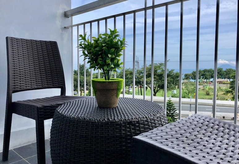 Prime Concierge at Wind Residences, Tagaytay, 1Bedroom, Balcony