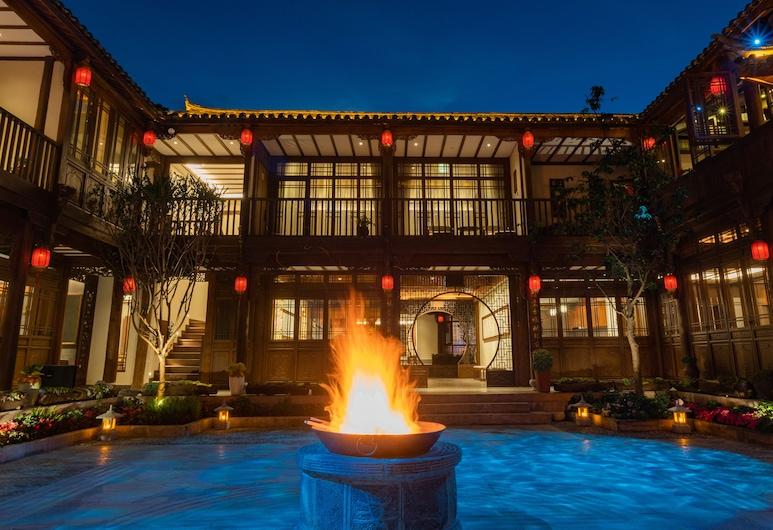 Lijiang Passing-Cloud Resort, Lijiang, Otel Sahası