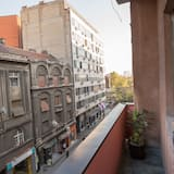 Familienapartment - Balkon