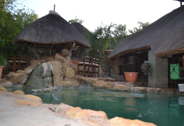 Mali Mali Safari Lodge, Hoedspruit, Útilaug