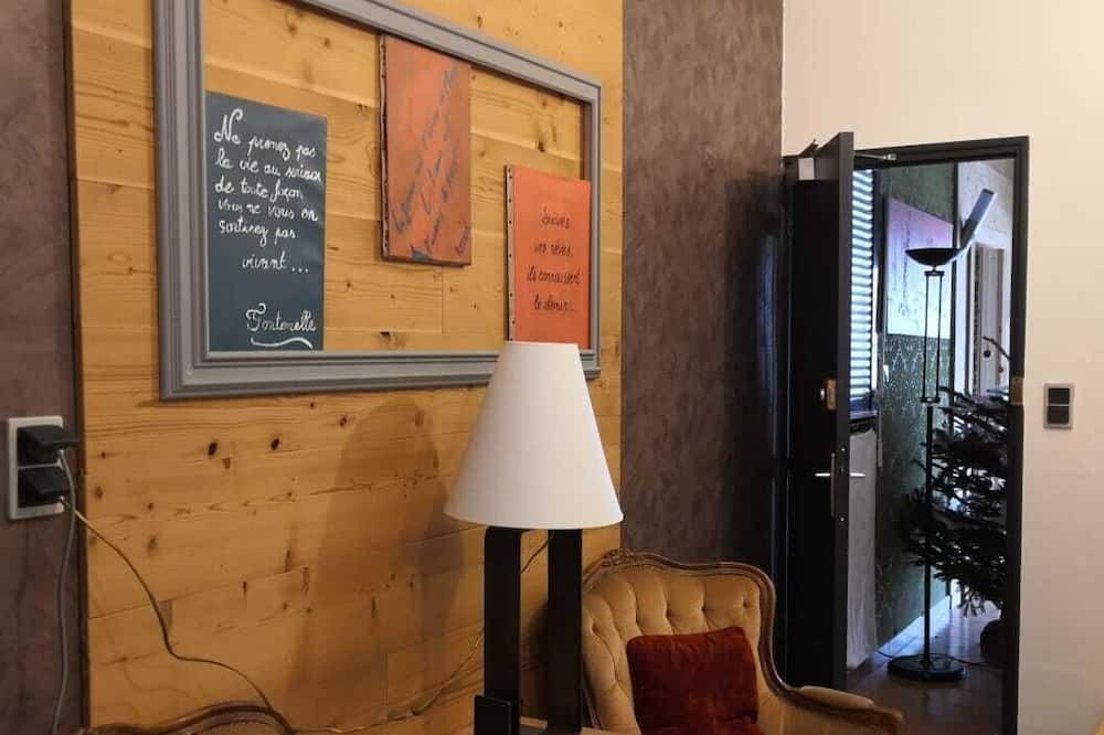 Habitación, 2 habitaciones (6) - Sala de estar