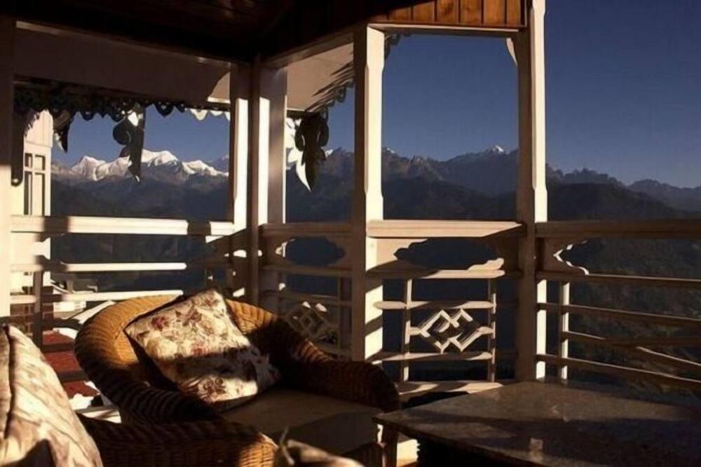Pokój dwuosobowy z 1 lub 2 łóżkami typu Superior - Z widokiem na balkon
