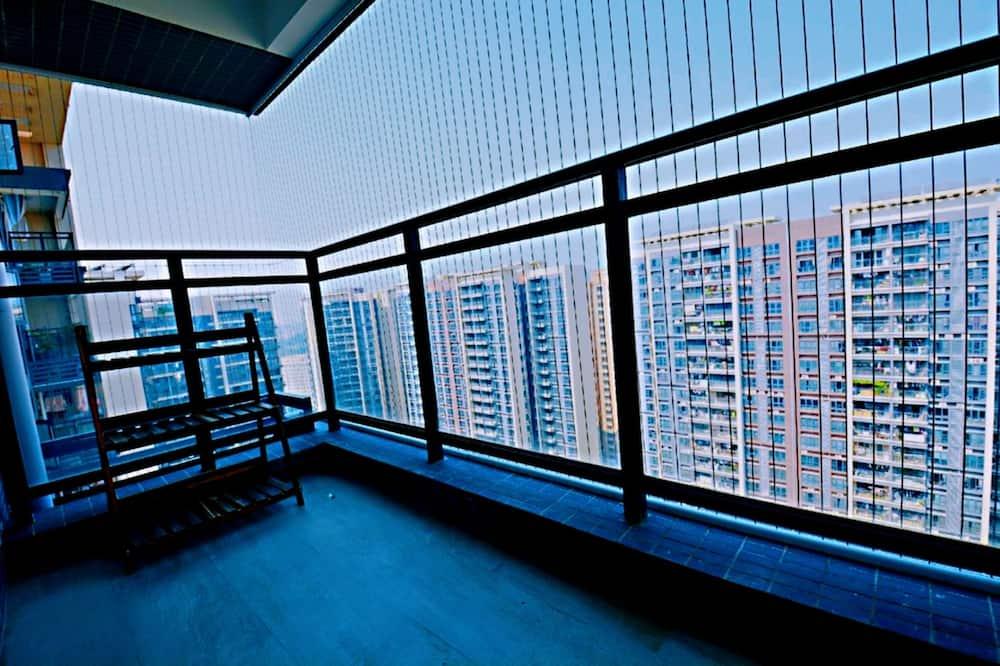 Habitación estándar, 3 habitaciones - Balcón