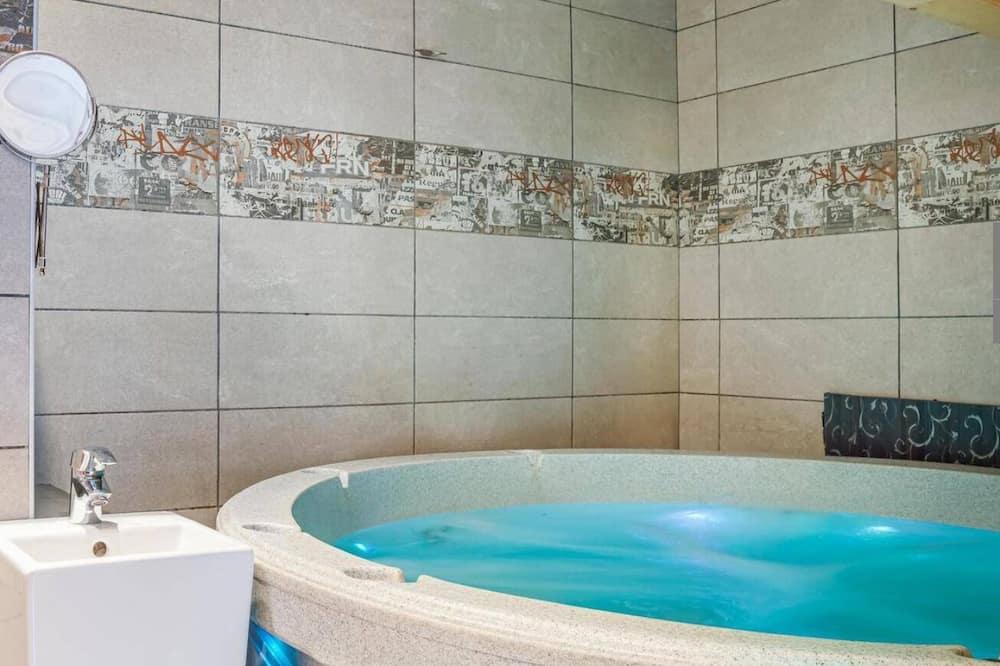浪漫雙人房, 私人浴室, 花園景 - 浴室