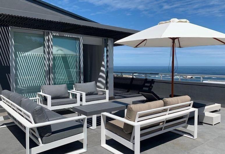 克里夫頓第一海灘頂層房酒店, 開普敦, 陽台