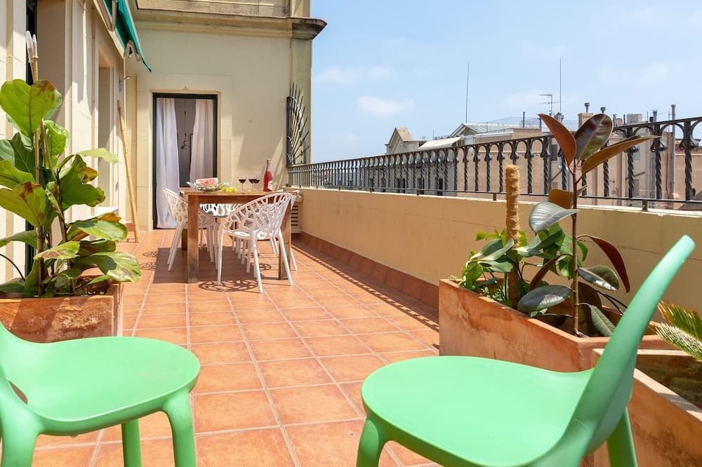 Apartment, 4 Bedrooms - Terrace/Patio