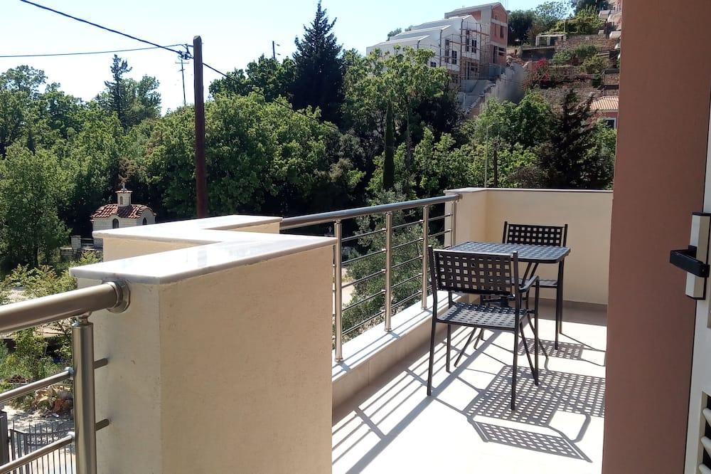Apartamento de lujo - Balcón