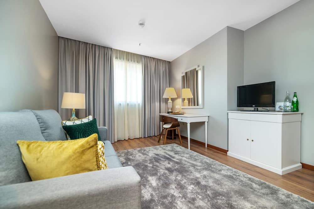 Dubleks, 1 Yatak Odası - Oturma Alanı
