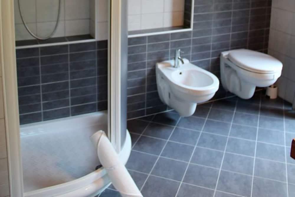 Design Double Room (Larice) - Bathroom