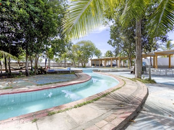 Introduce las fechas para ver los descuentos de hoteles en Santa Cruz Cabrália