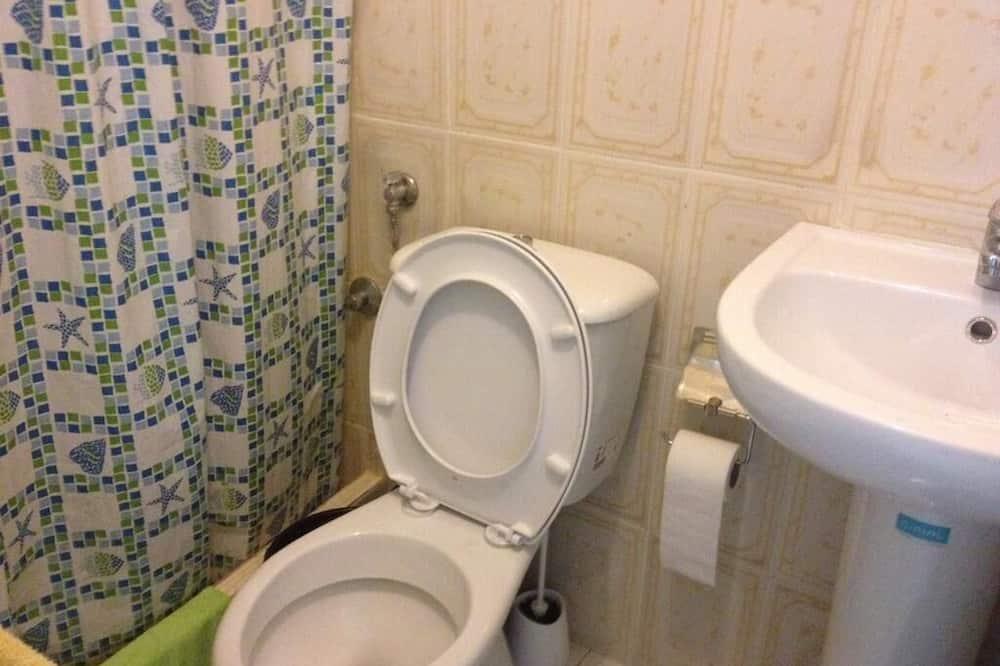 Economy-dobbeltværelse - Badeværelse