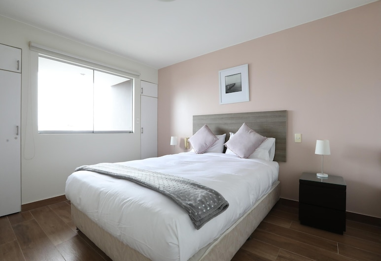 Beautiful & Cozy Apt Two Blocks From The Malecón!, Lima, Beautiful & Cozy Apt Two Blocks From The Malecón!, Kamer