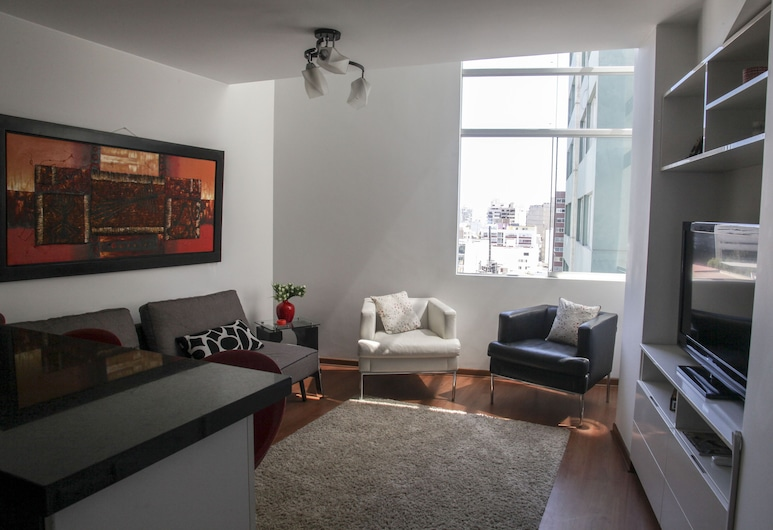 Perfect apart. For 3 in Miraflores, Lima