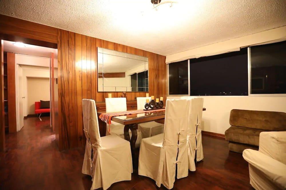 Rustic And Homy 16th Floor Flat In Miraflores - Obroci u sobi
