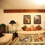Rustic And Homy 16th Floor Flat In Miraflores - Dnevna soba