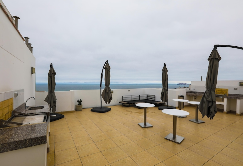 Oceanview 10th Floor Fam Apt W/ Great Common Areas, Lima