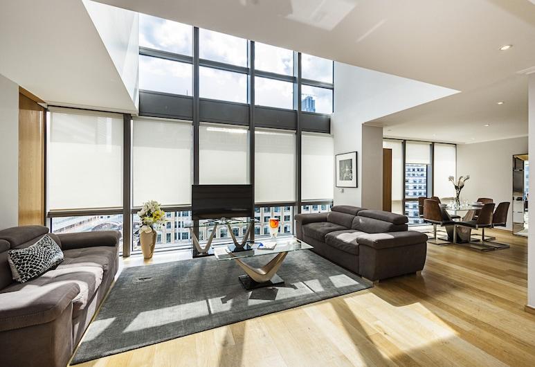 Stunning Spacious 3 Bed Apartment, London, Apartment, 3Schlafzimmer, Wohnbereich